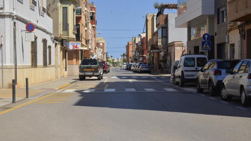 Moncofa remodelará por completo la calle Ramón y Cajal tras el verano