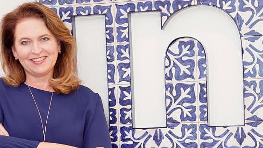 """Sarah Harmon: """"Buscar un nuevo trabajo es un trabajo en sí mismo"""""""