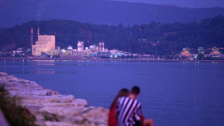 El Concello de Pontevedra exige a la Xunta y al Gobierno que investiguen de oficio la seguridad en Ence