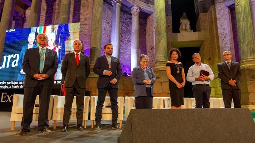 La sociedad extremeña reivindica con orgullo su pertenencia a Extremadura