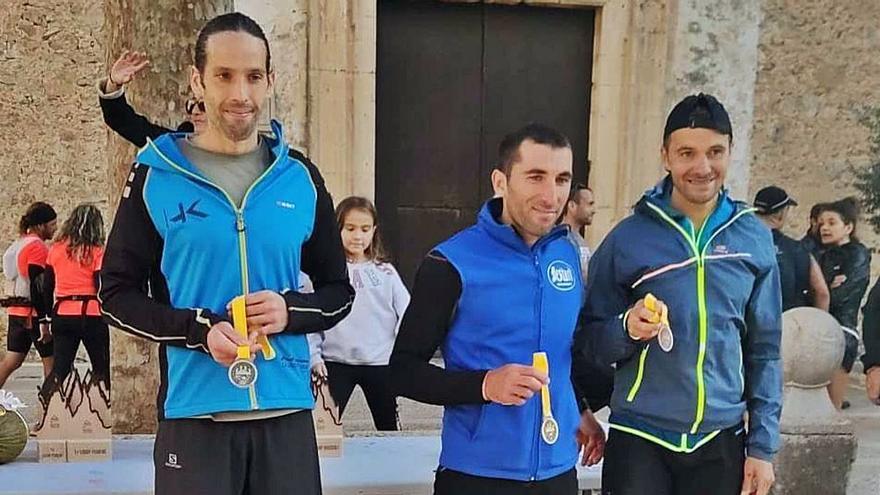 Miguel Ángel Heras y Karina Gómez triunfan en el V Ski Running Mallorca 5.000