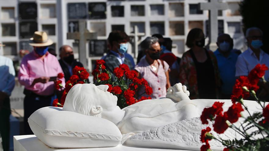 La Córdoba taurina rinde homenaje un año más a Manolete