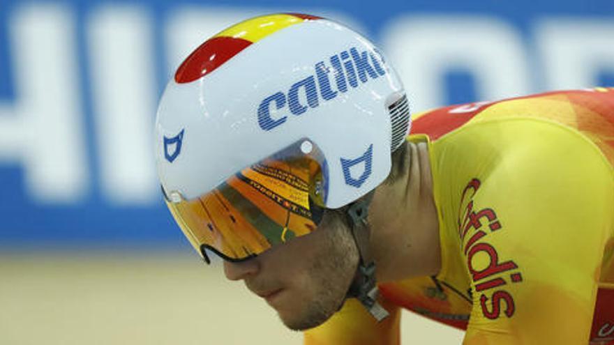 Alejandro Martínez representa a España en el Mundial de Apeldoorn