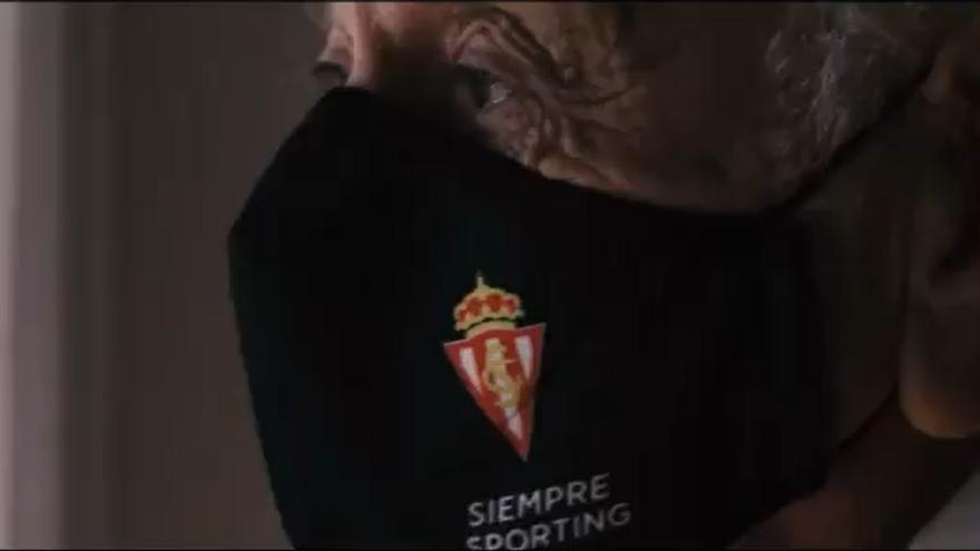 El emocionante vídeo del Sporting en la previa del derbi