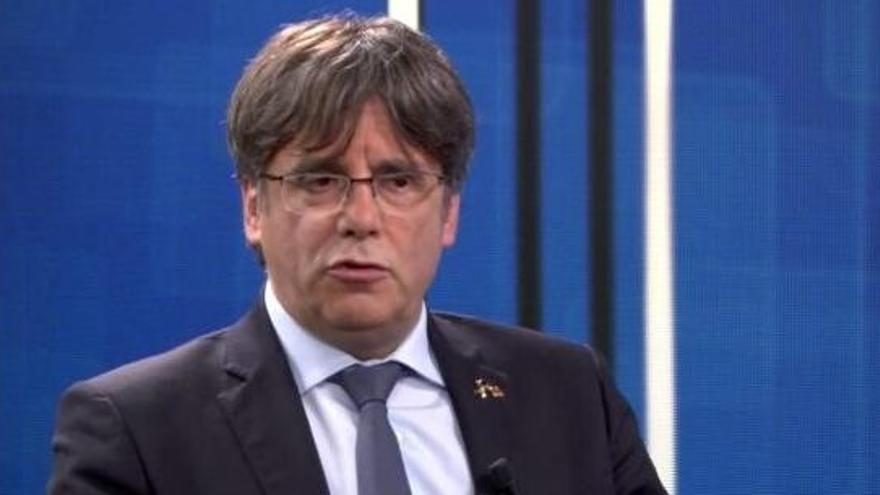 """Puigdemont: """"El Estado está corrompido"""""""