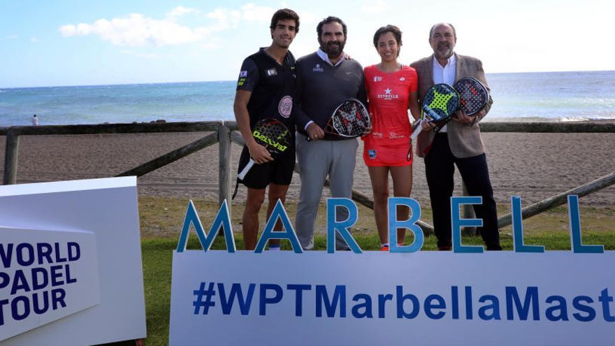El World Padel Tour 2020 arranca en Marbella