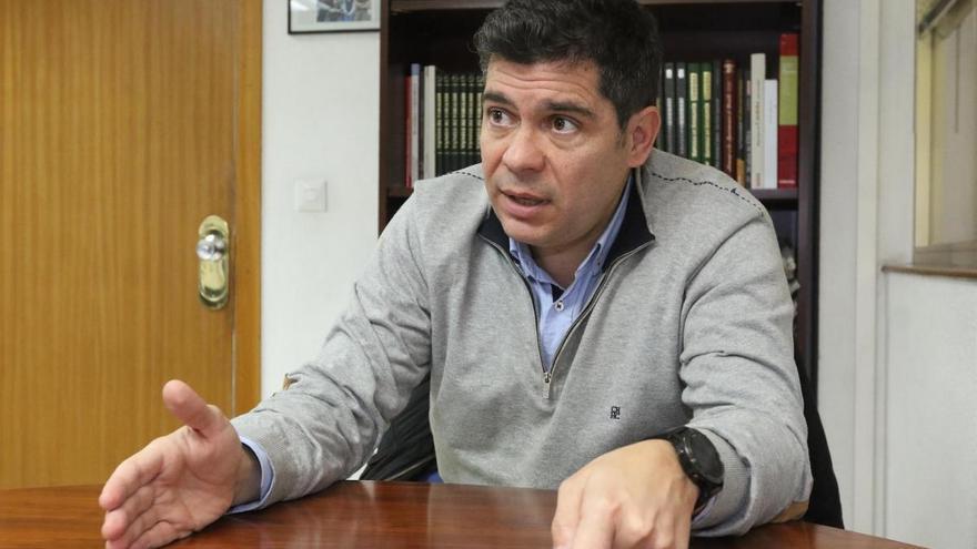 """Francisco Estepa: """"Deportivamente no sabía cómo podía acabar, pero jurídicamente siempre estuve tranquilo"""""""