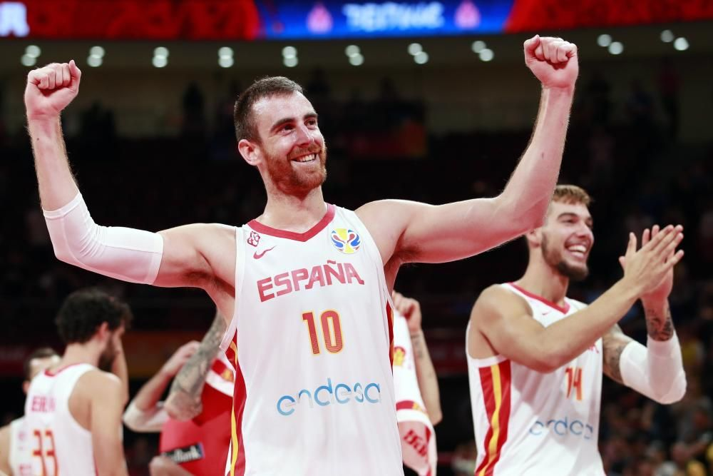 Víctor Claver, baloncesto