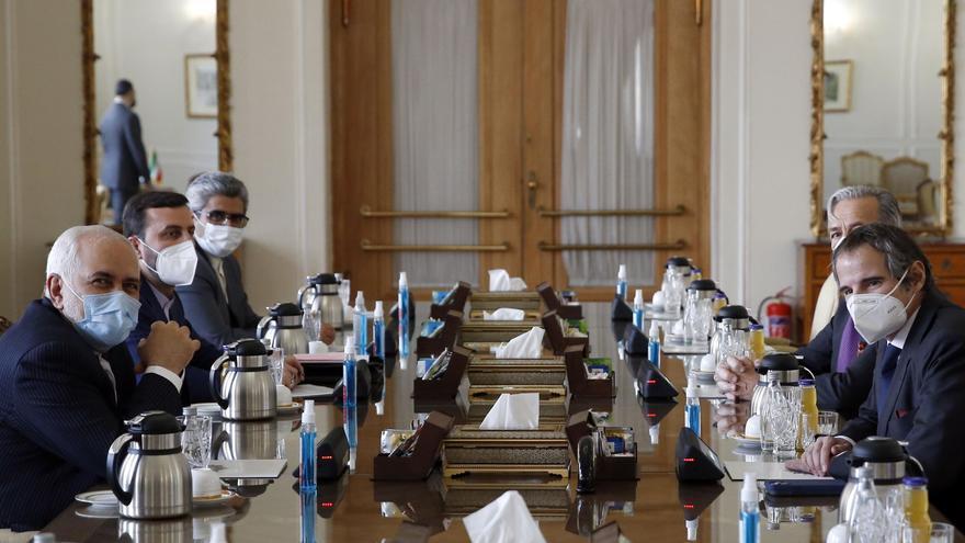 La AIEA mantendrá las revisiones al programa nuclear de Irán, pero con más limitaciones