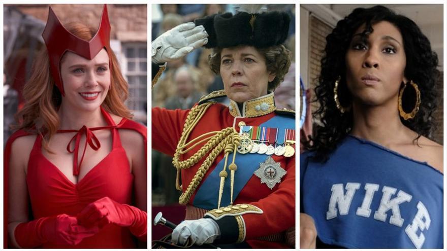 Emmy 2021: 'The Crown' y 'The Mandalorian' lideran las nominaciones