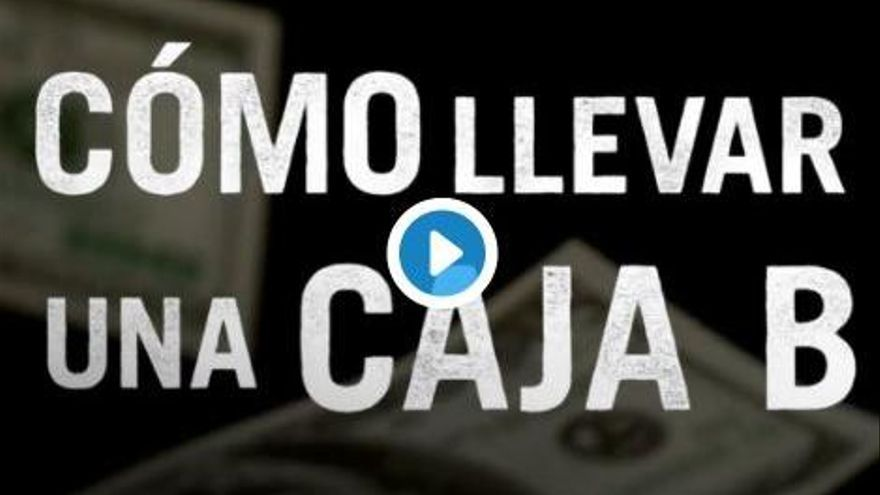 Netflix ironitza amb la 'caixa B' del PP en un vídeo de 'Narcos'