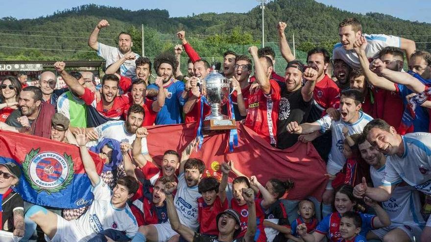 TVG ofrecerá en directo la final entre el Velle y la UD Ourense