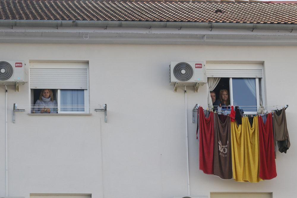 Rehabilitación de viviendas de la barriada del Guadalquivir.