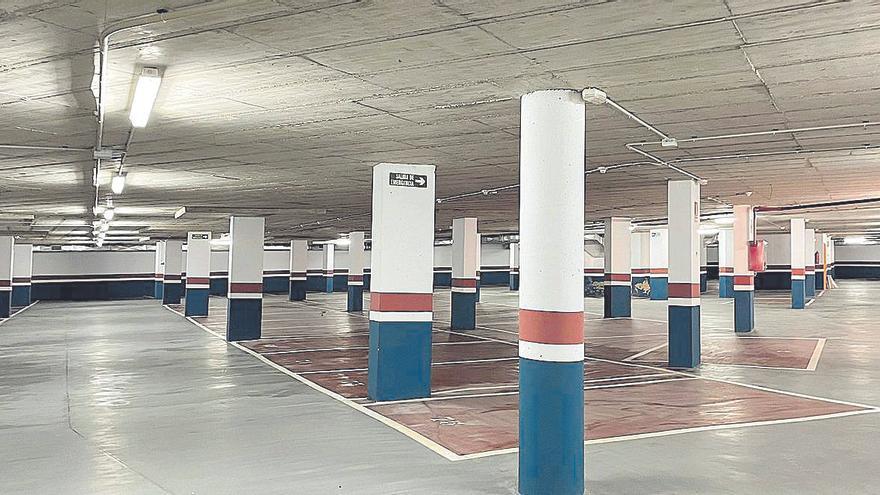 La Vilavella ultima la venta de plazas del aparcamiento