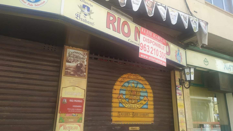 Río Mundo: El templo de la cerveza está a la venta