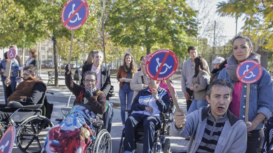 La pandemia lastra los derechos de las personas con discapacidad