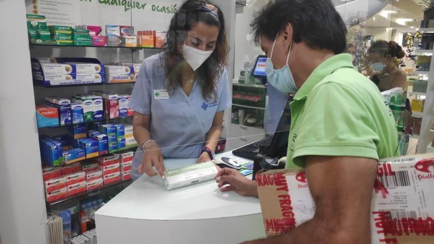 Los autotest covid llegan a la Safor para «aliviar los centros de salud»