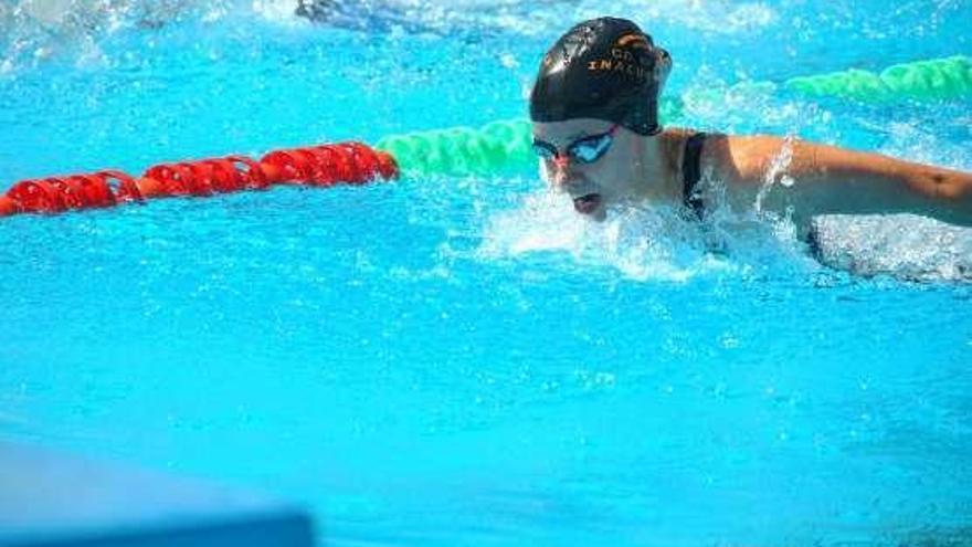 La asturiana Carlota Torrontegui, finalista del Campeonato de España con 15 años