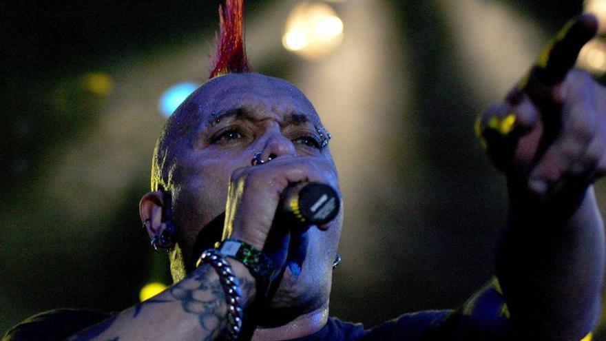 The Exploited aplaza su actuación en Mallorca por la hospitalización de su cantante