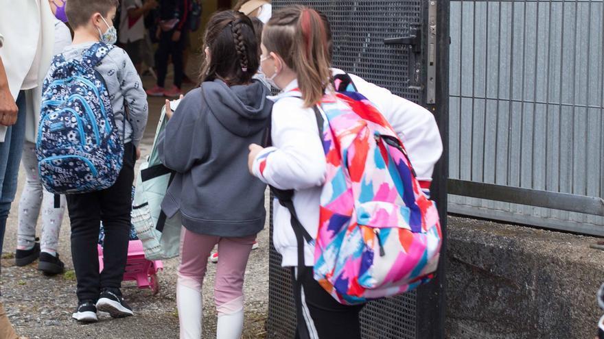 Detectado un brote de COVID con 11 niños de infantil contagiados en un colegio de Lugo