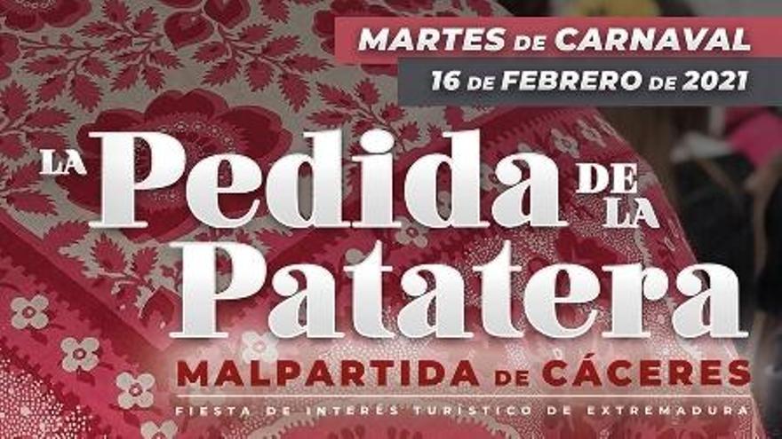 """Malpartida de Cáceres se prepara para una una Pedida de la Patatera """"desde el corazón"""""""