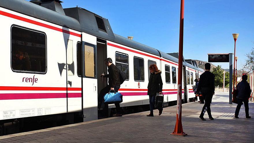 Frente valenciano-manchego para reactivar el ferrocarril a Madrid