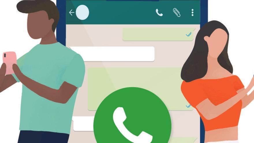 Los mensajes instantáneos ganan la batalla a las llamadas
