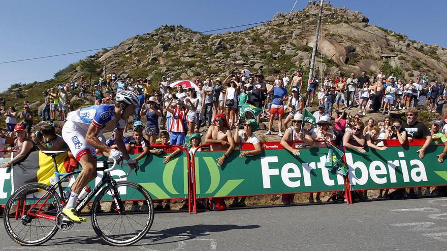La Vuelta se recoloca: así quedan las etapas gallegas