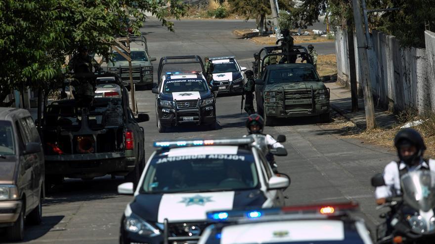 Asesinan a tres directivos de una cárcel en México