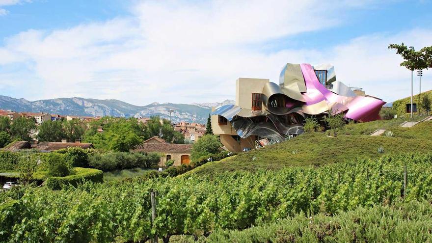 Santuarios de vino