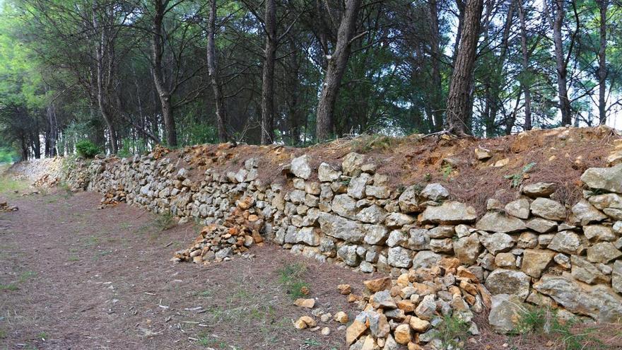 Col·labora per Paisatge presenta un vídeo sobre l'aplicació de la Pedra Seca