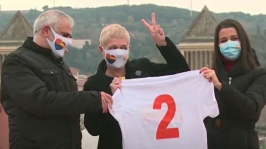 La periodista Anna Grau será la número 2 de Cs en Cataluña