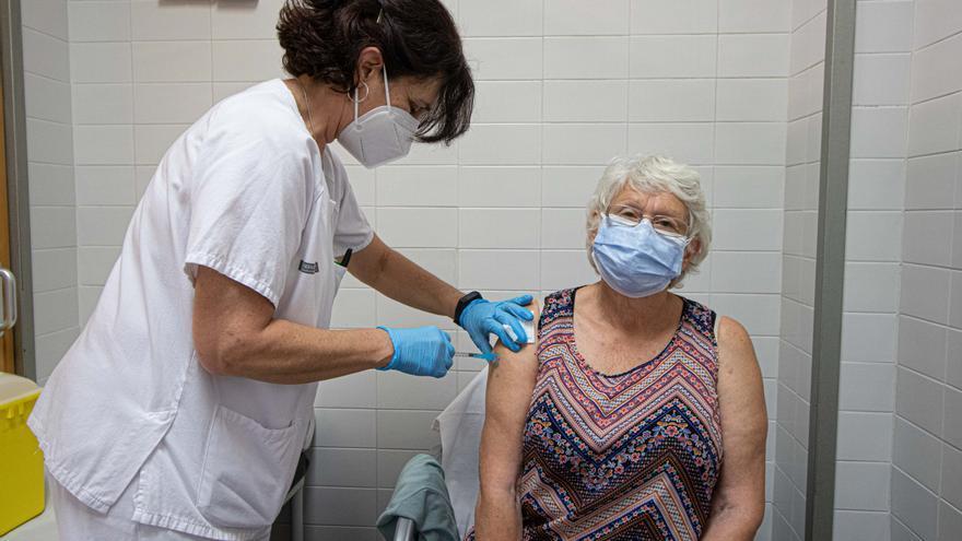 Quién se vacunará la semana que viene en la Comunidad Valenciana