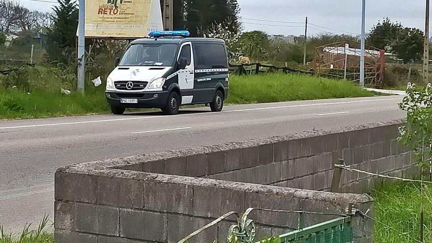 Fallece un motorista tras colisionar contra un camión en Posada de Llanera