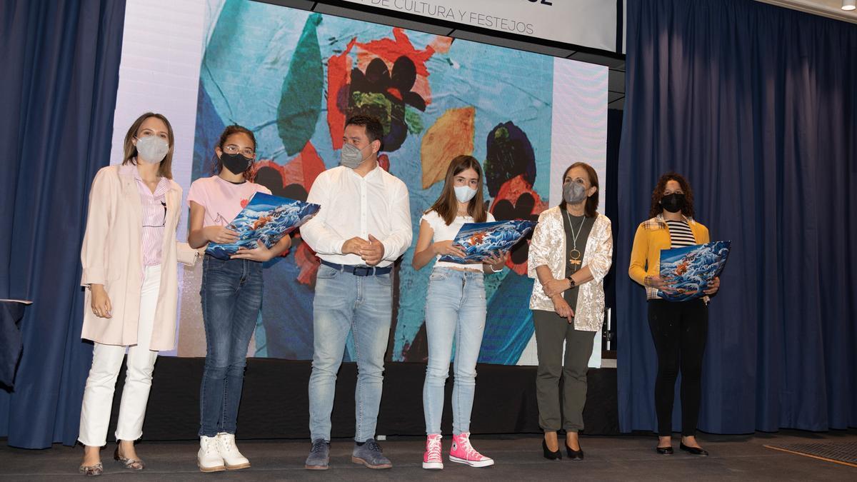 Entrega de premios 'Unidad y Fraternidad'