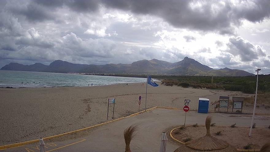 Warnstufe Orange: Hagel und Gewitter auf Mallorca erwartet