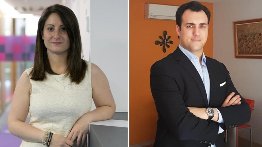 Ana Vega y Rafael Ramos vuelven a disputar la presidencia provincial de Vox en Alicante