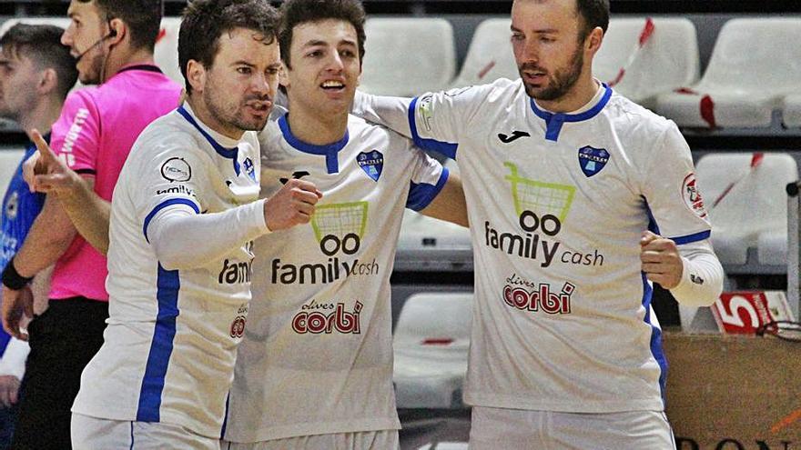 El Alzira FS inicia la segunda fase en Rivas con el deseo de volver a sumar de tres en tres
