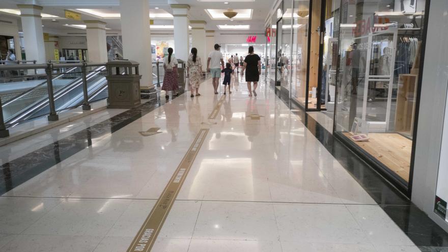 El ERE de H&M afecta a siete tiendas de la provincia de Alicante