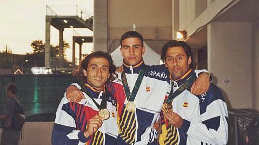 Noces de plata del millor dia olímpic per a Manresa