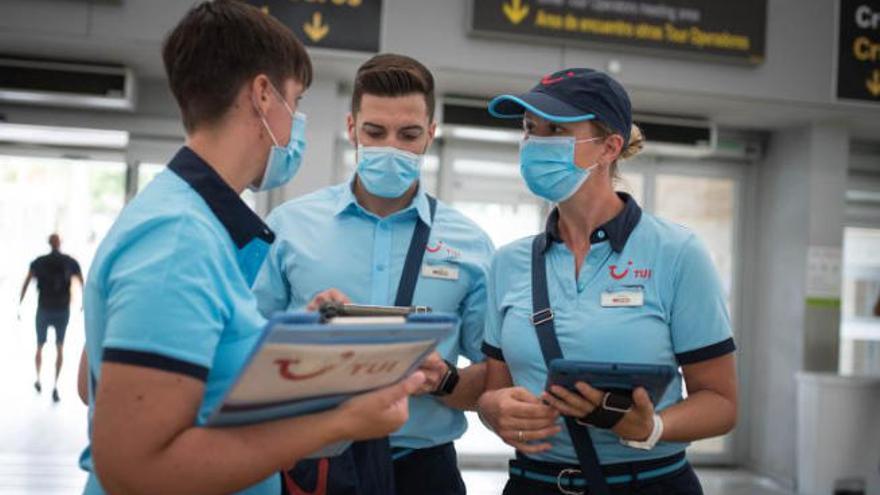 Crisis del coronavirus: TUI regresa a Canarias