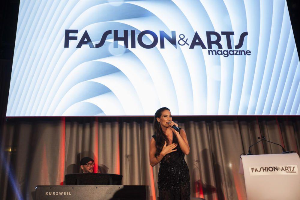 Fiesta de la revista ''Fashion & Arts''