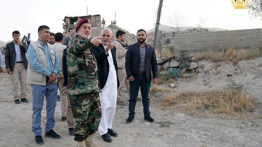 Los talibán se hacen con Jalalabad y dejan Kabul como única ciudad clave en manos del Gobierno
