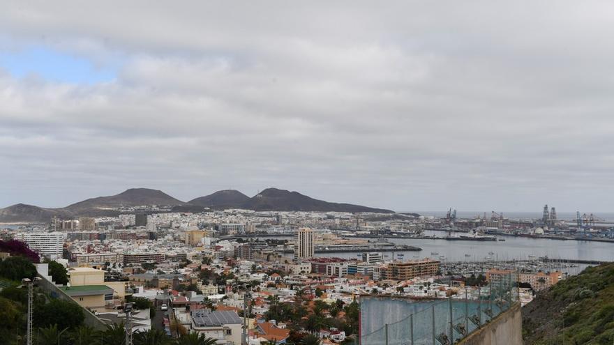 Tiempo en Gran Canaria (03/02/2021)