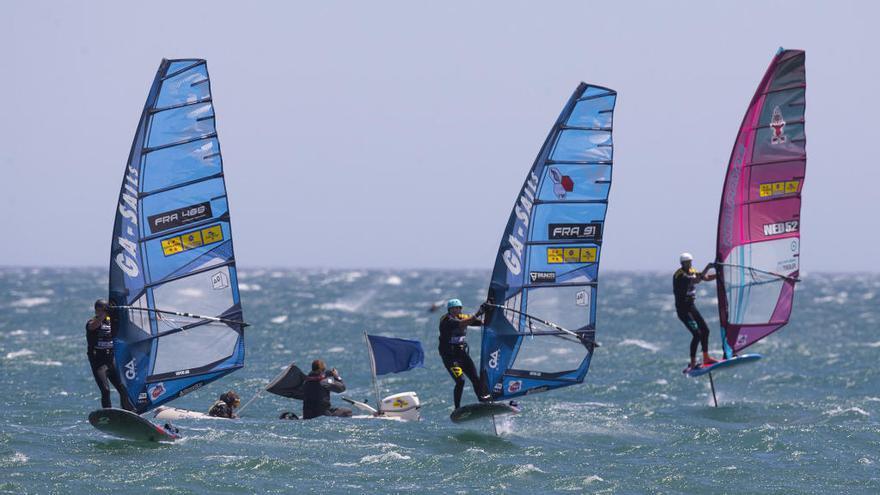 Els germans Goyard encapçalen el Windsurf Gran Premi Catalunya-Costa Brava