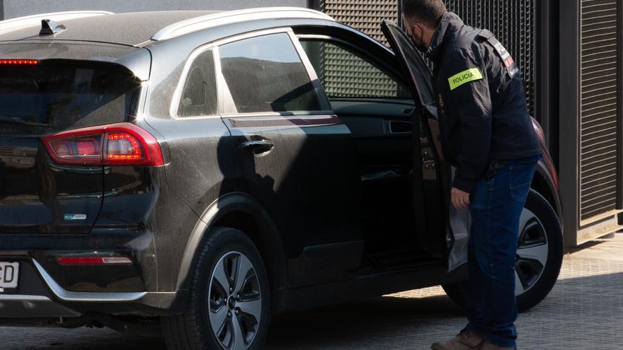 Detenido en Barcelona por matar a un hombre que intentó robarle las plantas de marihuana