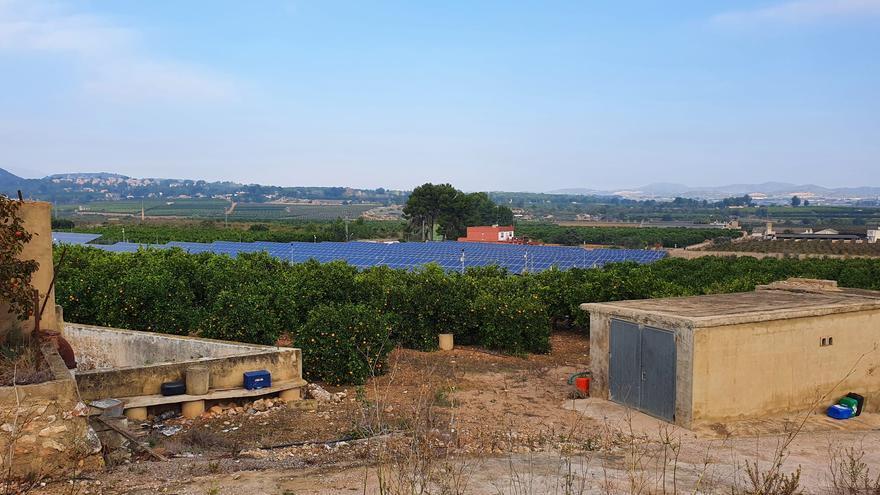 La modernización del regadío de Godelleta en 2.000 toneladas anuales las emisiones de CO2