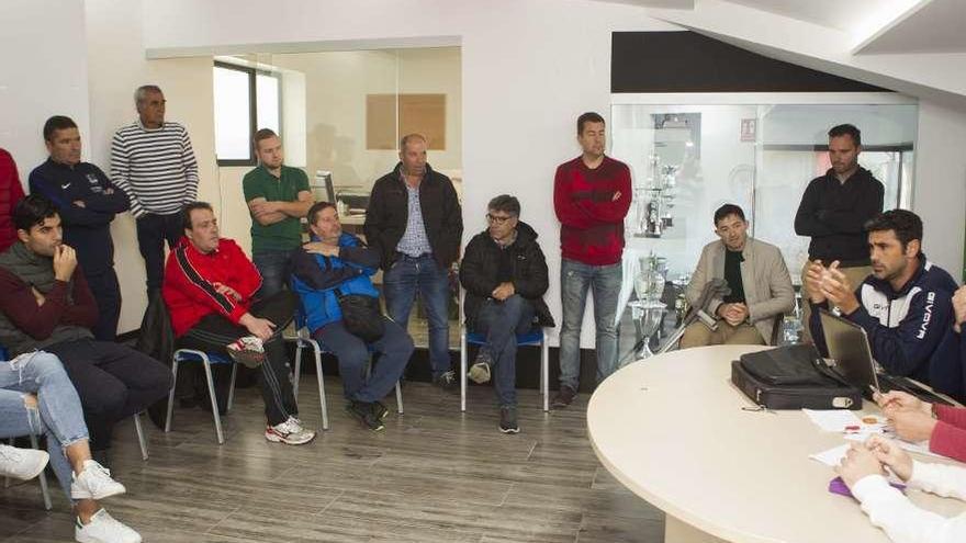 Rodríguez asegura que la deuda del Lalín es 'privada'
