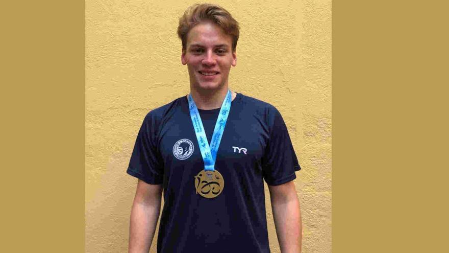 Un pontevedrés, supercampeón de España de waterpolo
