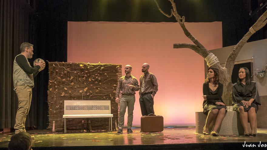 Ambfiteatre participarà en la Mostra Nacional d'Altea